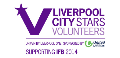 VOLUNTEER AT IFB 2014 WITH THE LIVERPOOL CITY STARS