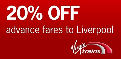 Virgin Trains Offer