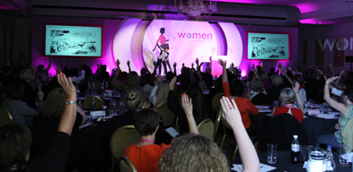 WOMEN INSPIRE ECONOMY AT IFB 2014