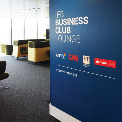 IFB Business Club Lounge