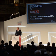 David Cameron IFB Launch Video