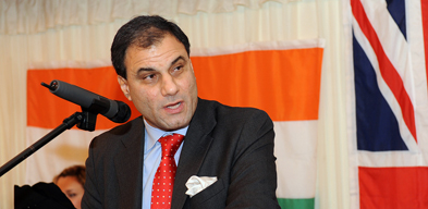 Lord Bilimoria: Think Globally