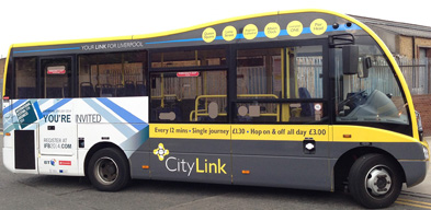 New look for CityLink buses ready for summer tourism